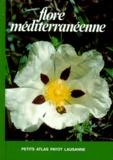 E Danesch et O Danesch - Flore méditerranéenne.