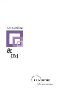 E-E Cummings - & [Et].