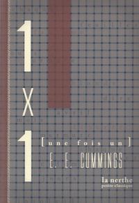 E-E Cummings - Une fois un.