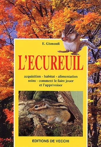 E Gismondi - L'écureuil.