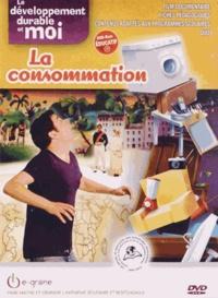 E-graine - La consommation. 1 DVD