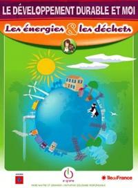 E-graine - Les énergies et les déchets. 1 DVD