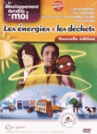 E-graine - Les énergies & les déchets. 1 DVD