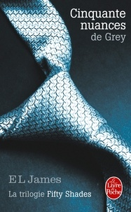 E.L. James - Fifty Shades Tome 1 : Cinquante nuances de Grey.