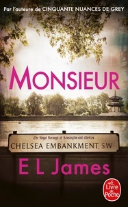 E.L. James - Monsieur.