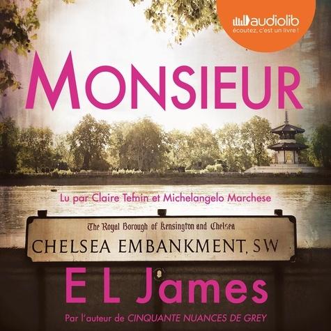 Monsieur - Format Téléchargement Audio - 9791035400590 - 19,95 €
