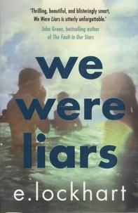 E Lockhart - We Were Liars.