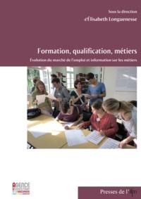 E.longuenesse - Formation, qualification, métiers.