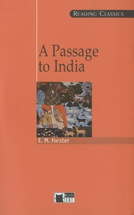 E-M Forster - A passage to India. 1 CD audio
