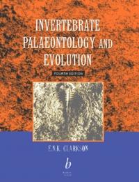 Histoiresdenlire.be INVERTEBRATE PALAEONTOLOGY AND EVOLUTION. - Fourth Edition Image