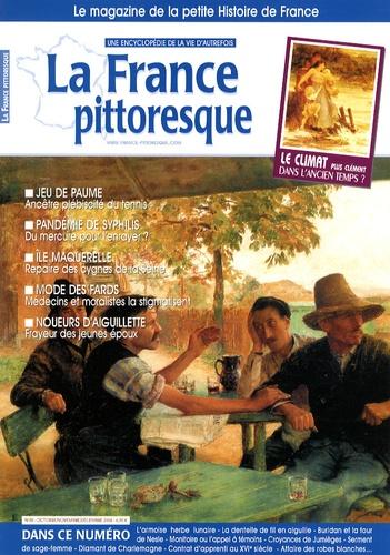 Valéry Vigan - La France pittoresque N° 20, Octobre/Novem : .