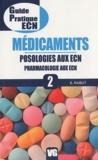 E Rabut - Médicaments - Posologies & pharmacologie aux ECN.