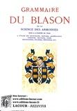 E Simon - Grammaire du blason.