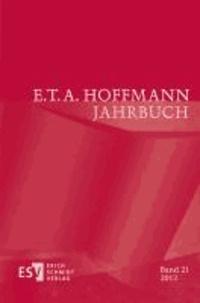 E.T.A. Hoffmann-Jahrbuch 2013.