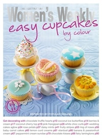 Easy Cupcakes by Colour.