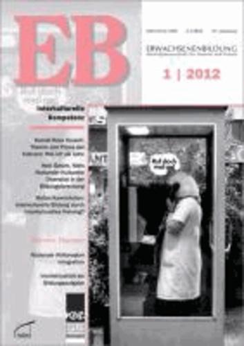 EB Erwachsenenbildung 01/2012 - Interkulturelle Bildung.