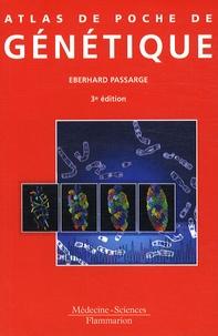 Eberhard Passarge - Atlas de poche de Génétique.