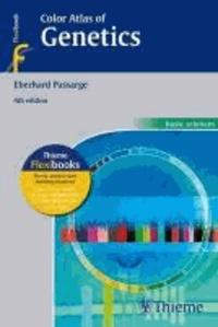 Eberhard Passarge - Color Atlas of Genetics.