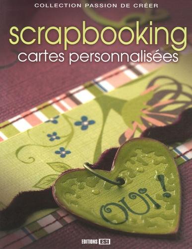 EC Consulting - Scrapbooking - Cartes personnalisées.