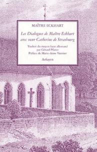 Checkpointfrance.fr Les Dialogues de Maître Eckhart avec soeur Catherine de Strasbourg Image