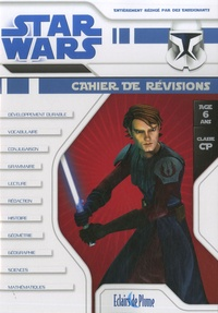 Accentsonline.fr Star Wars Cahier de révisions CP 6 ans Image