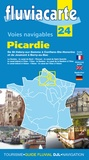 Philippe Devisme et Patrick Join-Lambert - Les voies navigables de la Picardie - De Saint-Valery-sur-Somme à Conflans-Sainte-Honorine et de Jeumont à Berry-au-Bac.