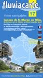 Patrick Join-Lambert - Voies navigables Canaux de la Marne au Rhin - De la Sarre et du Rhône au Rhin branche nord.