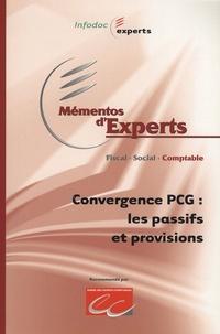 ECM - Convergence PCG : les passifs et provisions.