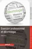 ECM - Exercice professionnel et déontologie.