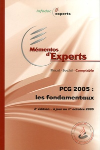 Galabria.be PCG 2005 - Les fondamentaux Image