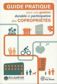 Eco-quartier Strasbourg - Guide pratique pour une gestion durable et participative des copropriétés.