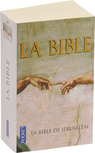 La Bible de Jérusalem -  Ecole biblique de Jérusalem |