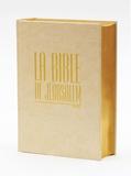 Ecole biblique de Jérusalem - La Bible de Jérusalem - Edition compacte blanche dorée.