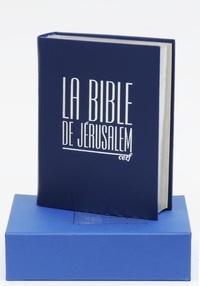 La Bible de Jérusalem - Edition major cuir bleu.pdf