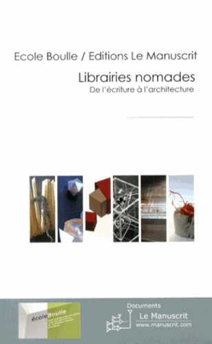 Ecole Boulle - Librairies nomades.
