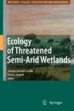 Salvador Sánchez-Carrillo - Ecology of Threatened Semi-Arid Wetlands - Long-Term Research in Las Tablas de Daimiel.