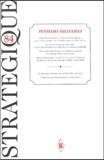 Sandrine Picaud et Dimitry Queloz - Stratégique N° 84/2001-4 : Penseurs militaires.