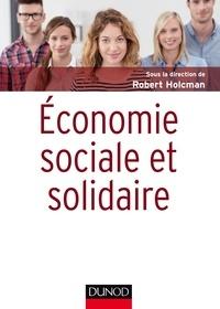 Robert Holcman - Économie sociale et solidaire.