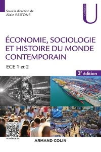 Alain Beitone - Économie, Sociologie et Histoire du monde contemporain - ECE 1 et 2.