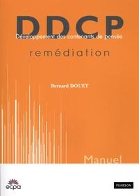 Bernard Douet - DDCP Développement des contenants de pensée - Matériel complet : les fiches de travail +  le manuel.