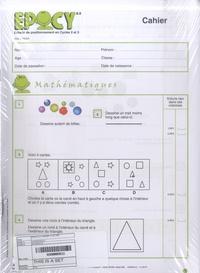 Aldo Zanga - EPOCY 2-3 - Epreuve de positionnement en cycles 2 et 3 - Lot de 25 cahiers de test.