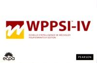 ECPA - WPPSI-IV - Matériel complet dans une mallette + corrections en ligne illimitées sur Q-Global (abonnement valable pendant 5 ans).