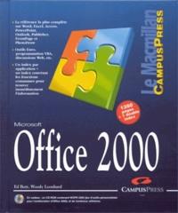 Ed Bott et Woody Leonhard - Microsoft Office 2000.