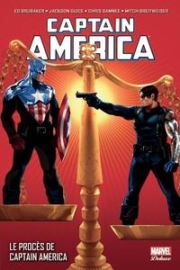 Ed Brubaker et Jackson Guice - Captain America  : Le procès de Captain America.