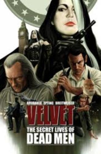 Ed Brubaker et Steve Epting - Velvet - Book 2, The Secret Lives of Dead Men.