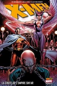 Ed Brubaker et Billy Tan - X-Men - La chute de l'Empire Shi'Ar.