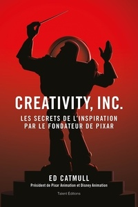 Ed Catmull - Creativity, Inc.