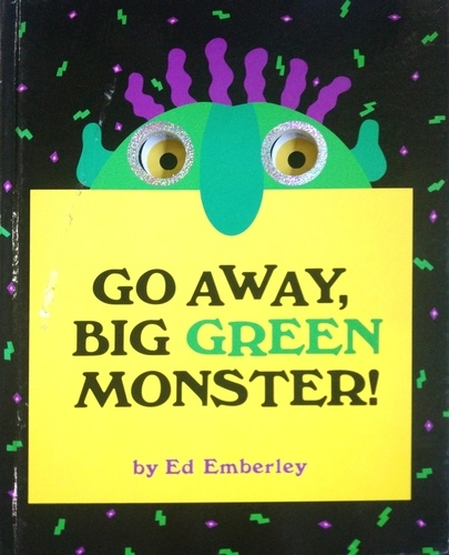 Go Away Big Green Monster Pdf