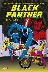 Ed Hannigan et Jerry Bingham - Black Panther L'intégrale : 1979-1988.