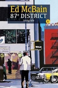 Ed McBain - 87e district Intégrale Tome 6 : Lightning ; Huit chevaux noirs ; Poison ; Quatre petits monstres ; Isola Blues.